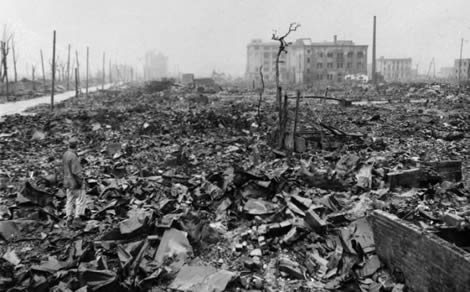 Ruinas de Hiroshima