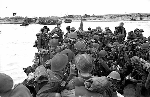 El Desembarco De Normandía Y La Liberación De Francia