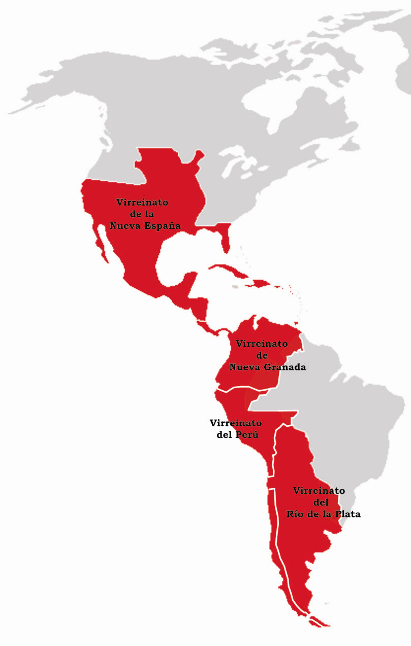 The Spanish conquistadores and colonial empire