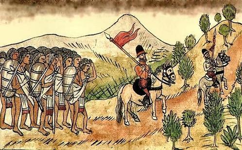 literatura conquista colonia america: