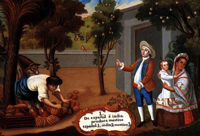 Virreinato de Nueva España en su máxima extensión