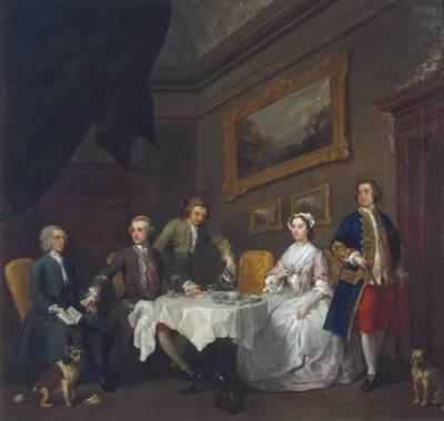 Resultado de imagen de burgueses siglo XVIII