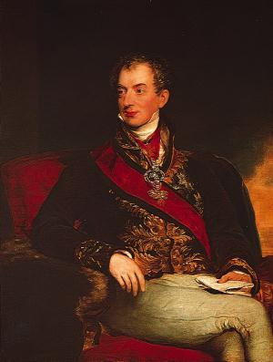 Klemens Wenzel Lothar von Metternich (Coblenza, 15 de mayo de 1773 - Viena, 11 de junio de 1859), principal impulsor de la política de la Restauración