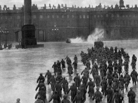 Resultado de imagen de asalto al palacio de invierno 1917